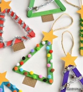 5 Christmas Crafts for your Classroom