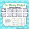 Sir Henry Parkes Contribution to Australian Democracy