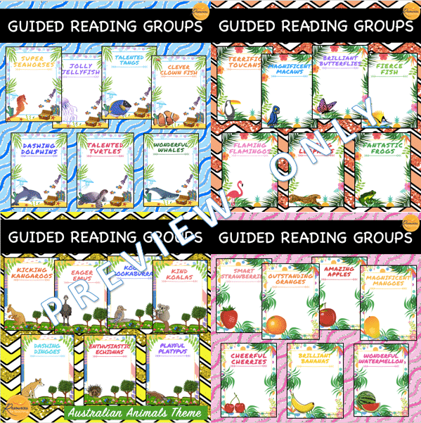 Reading Group Posters